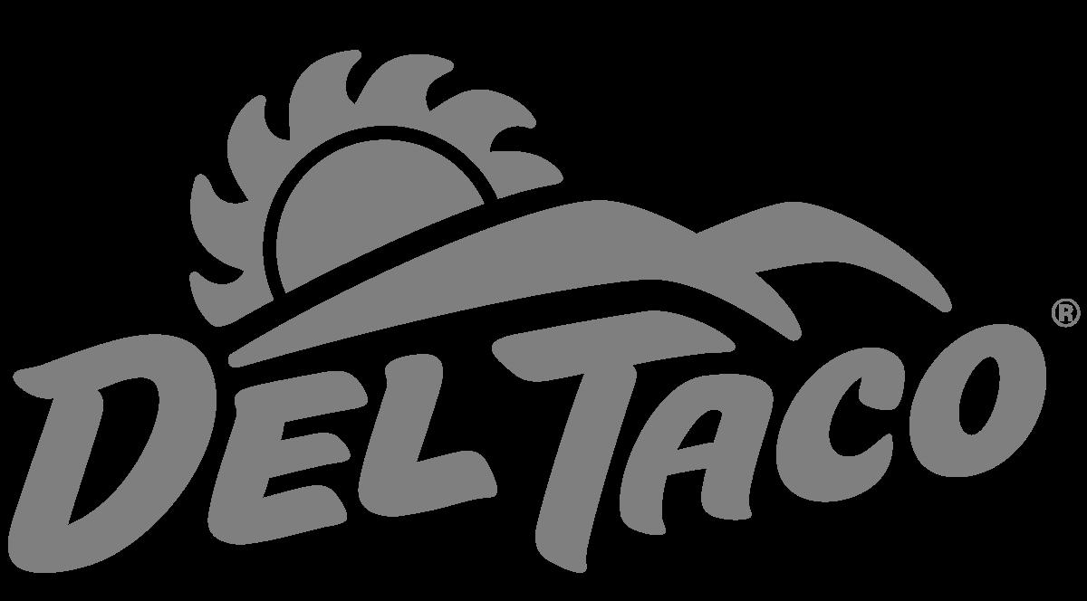del taco logo