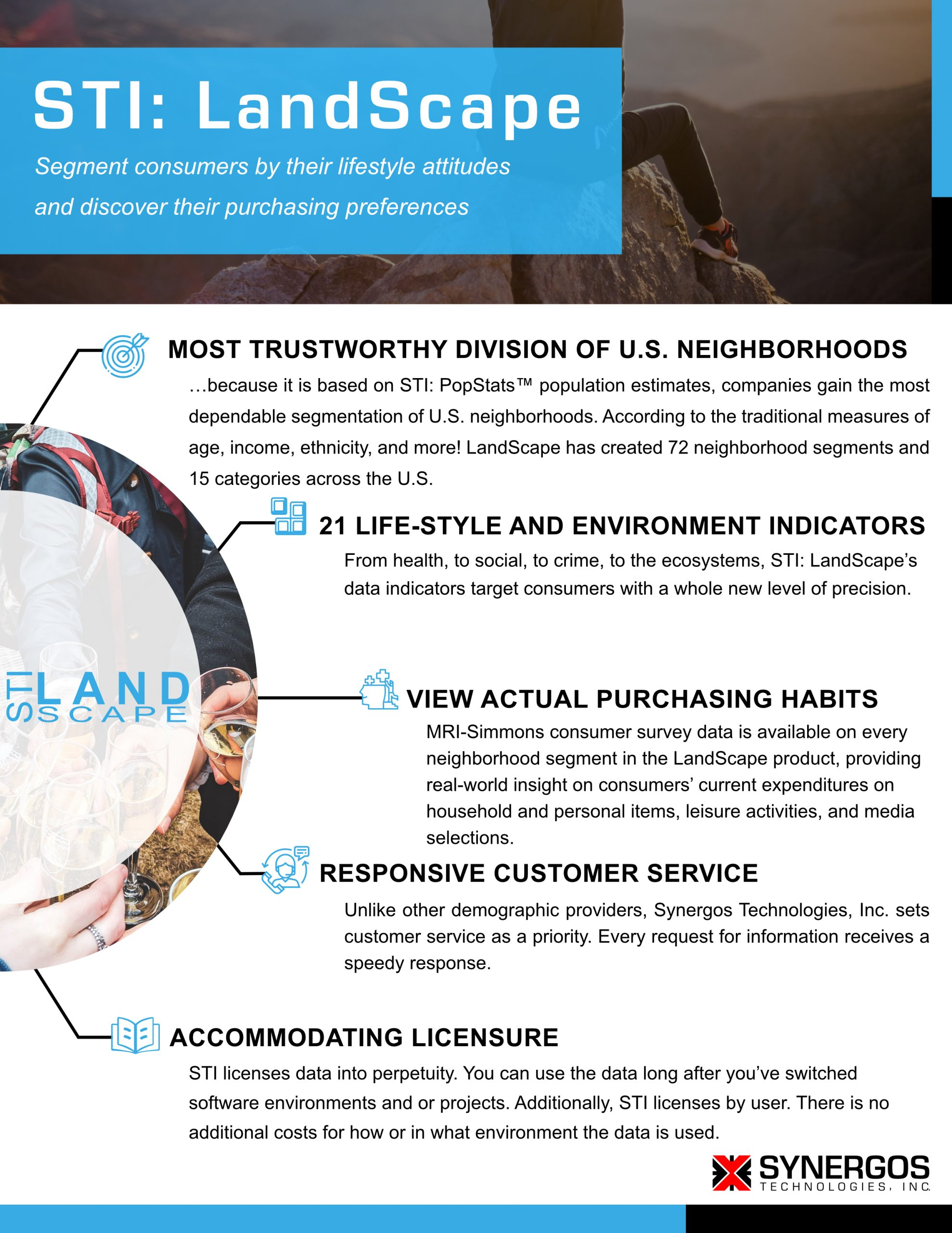 landscape in action - lifestyle segmentation pdf preview